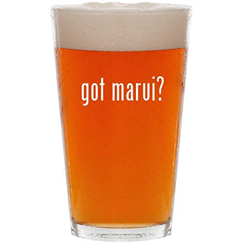 got marui? - 16oz All Purpose Pint Beer Glass