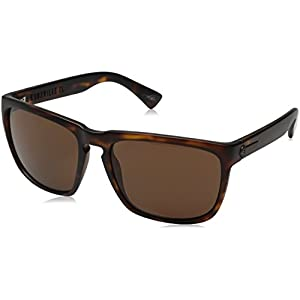 Electric Visual Knoxville XL Matte Tortoise/OHM Bronze Sunglasses