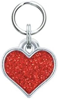 product image for Glitter Heart Charm
