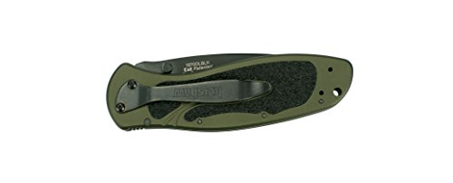 Kershaw Ken Onion Blur Folding Knife with Speed Safe