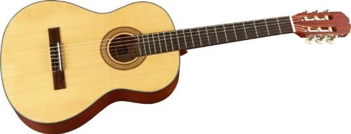 Manuel Rodriguez Caballero 8 - Guitarra clásica laminada: Amazon ...