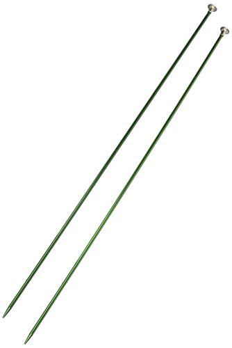 Boye 6328-3 3/3.25mm Single Point Aluminum Knitting Needles, 14