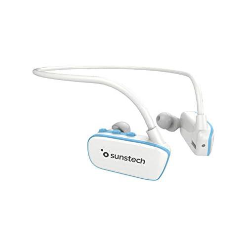 chollos oferta descuentos barato ARGOS Sunstech Reproductor MP3 8GB Sumergible Impermeable IPX8 Diseñado para el Deporte y la natación Batería