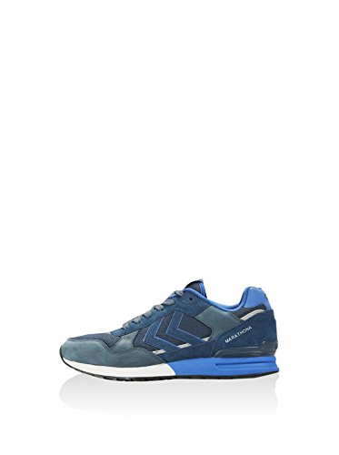 Sneakers 'Marathona Evo' Hummel Fashion Azul