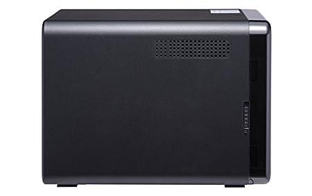 QNAP TS-453BT3-8G 4 Bay Desktop-NAS-Geh/äuse mit 8 GB RAM