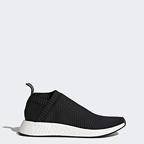 Pictures of adidas NMD_CS2 Primeknit Shoes EFW05 Core Black / Carbon / Red 9