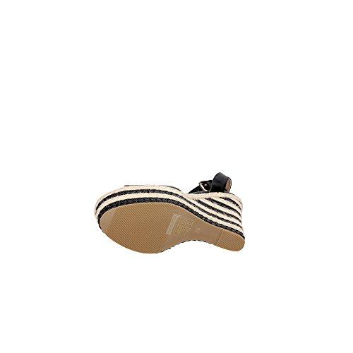 Black 8670 Women 43 Braccialini Sandal x6q4wq1