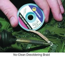 TECHSPRAY 1823-5F DESOLDERING BRAID (5 pieces)