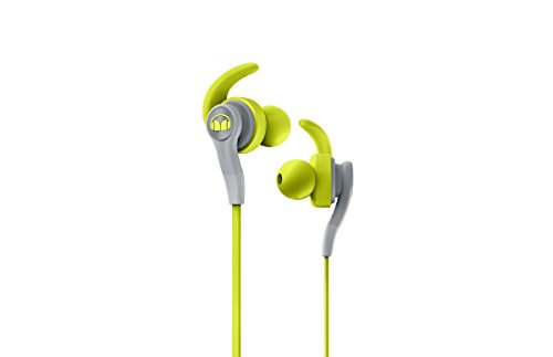 Click to buy Monster iSport Compete Sport Headphones, Sweatproof, Running, Noise Isolation - From only $125