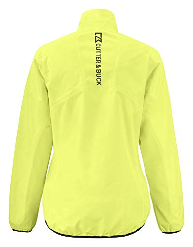 Ladies s yellow Farbe Jacket La Cutter Push amp; Größe Buck Rain AWxT8