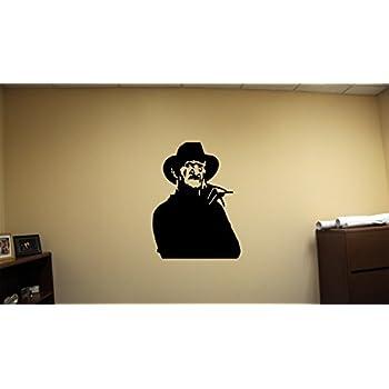 Amazon Com Advanced Store Silhouette Freddy Krueger