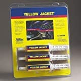 Yellow Jacket 69700 6-pack Universal A/C Dye for UV Leak Detection