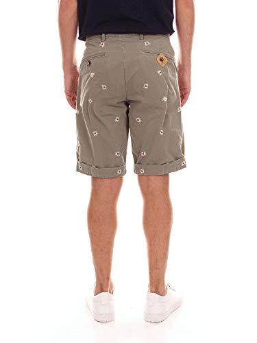 Vert Shorts Sergentbe064greenarmy 40weft Coton Homme 81WzFnxqP0