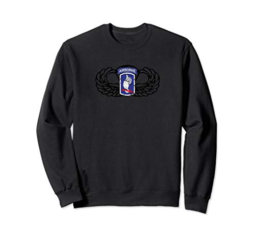173rd Airborne Division Jumpwings Sweatshirt (Division Airborne 173rd)