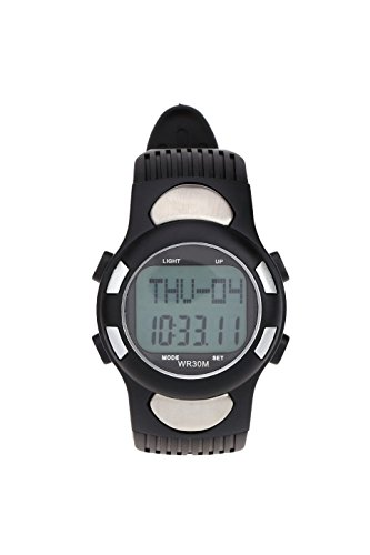 TOOGOO3ATM Water-resistant Sports Pulse Heart Rate Monitor F