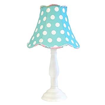 Amazon my baby sam pixie baby lamp shadebase aqua and pink my baby sam pixie baby lamp shadebase aqua and pink aloadofball Gallery