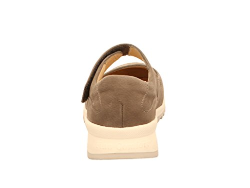 Mocasines 02374518150 Comfort Mujer para gris Finn BawEq4