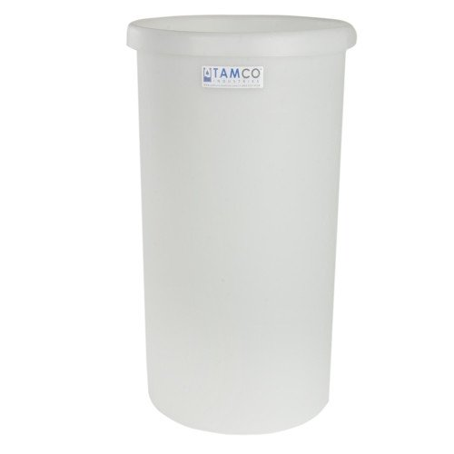 Tamco Industries 5 Gallon Polyethylene Tank - 10inch Dia. x 15inch High