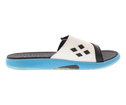 Zapatos De Hombre Heaton Arclight Sandalias Tamaño Blanco / Negro / Azul