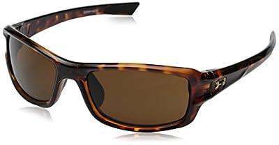 Under Armour Womens Edge 8600089-960120 Rectangular Sunglasses
