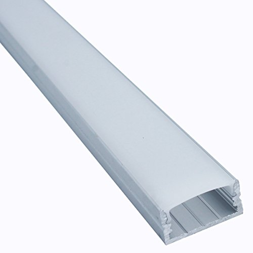 Aluminum Extrusions Super Wide For 20mm Width Double-Row