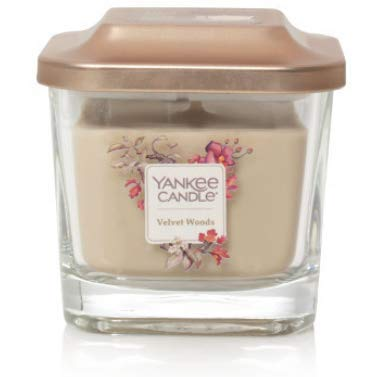 Yankee Candle Velvet Woods Small 1-Wick Square Candle by Yankee Candle (Image #3)
