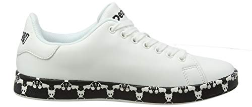 Bianco 1000 Basse Desigual Ginnastica cosmic Shoes mickey Donna blanco Da Scarpe n6wU8Zv6q