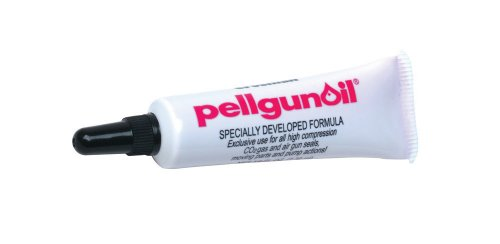 Pump Pellet Guns (Crosman Pellgunoil Air Gun Lubricating Oil (1/4 ounces))