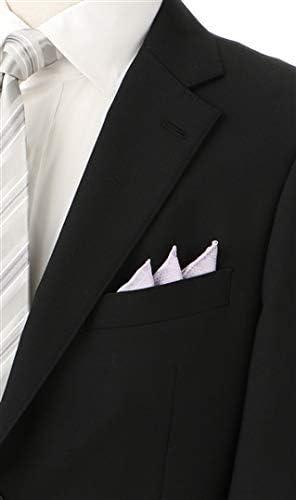(セレブレート コレクション)CELEBRATE collection 【ラメ入り】【シルク混】ポケットチーフ CCSHINY701