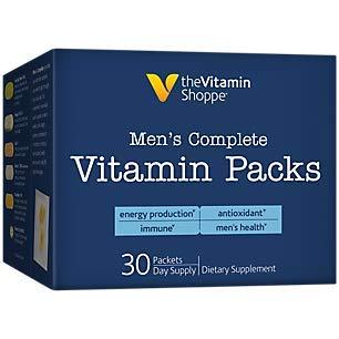 The Vitamin Shoppe Men