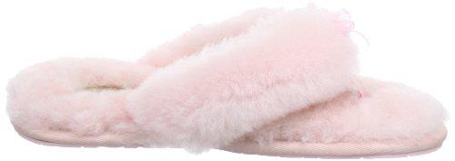 bpnk Pink baby Flop Rose Ugg Femme Peu Pink Australia W Fluff Flip xwz718