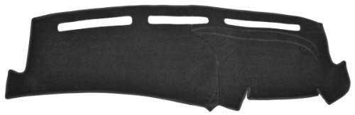 Nissan Pathfinder Dash Cover Mat Pad - Fits 1996 - 2000 (Custom Carpet, Cinder)