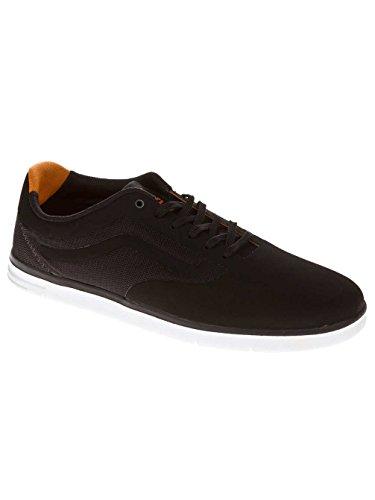 Vans Mens Lxvi Graph Sneakers Nero Arancio