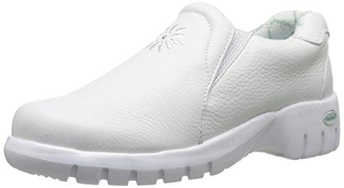 Cherokee Women's Robin Work Shoe, White, 9.5 M US by Cherokee (Image #1)
