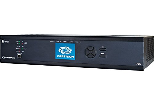 Crestron 3-Series Control System