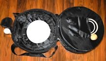 Crystal Singing Bowl Carry Case Bag for sizes 7''-12''