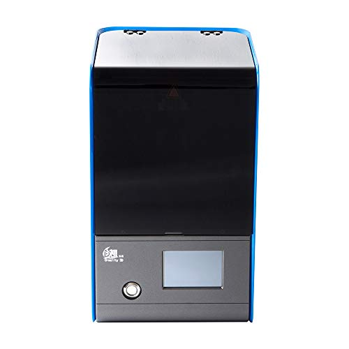 Comgrow Creality 3D UV LCD 3D Printer Assembled with 3.5'' Full Color Touchscreen, On-line and Off-line Printing 4.7