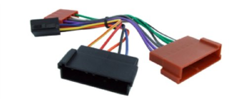 Ford ISO Car Stereo Radio Wiring Harness Loom Adaptor Lead: Amazon.co.uk: Electronics