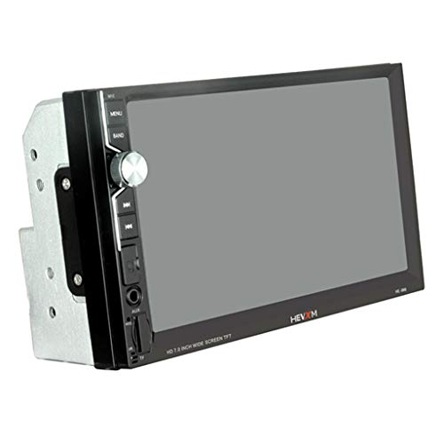 gital Car Radio Multimedia in-Dash MP5 Playe+Rear View Camera ()