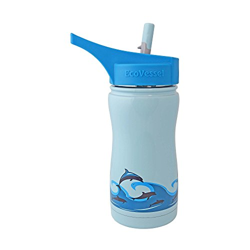 EcoVessel FROST Kid's Triple Insulated Stainless Steel Water
