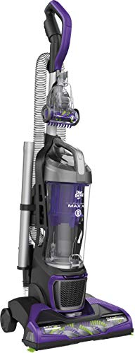 Dirt Devil Endura Max XL Pet Vacuum Cleaner, with No Loss of Suction, UD70186, Purple