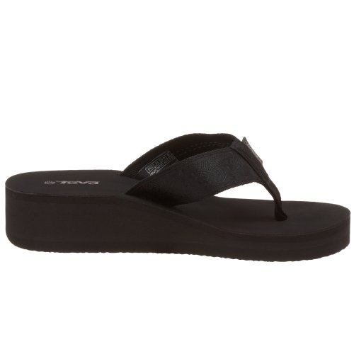 Teva - 6139 - Tongs motif Black out