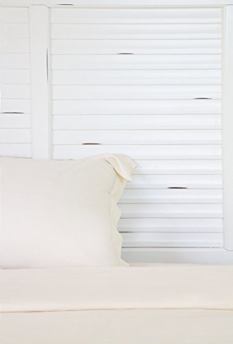 Fitted Sheet Viscose Bamboo Ivory