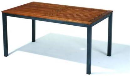 CHILLVERT Lynx Table de Jardin en Bois d\'eucalyptus fSC et ...