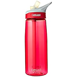CamelBak Eddy Water Bottle, Dragon Fruit, .75-Liter