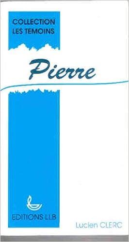 Lire en ligne Pierre pdf epub