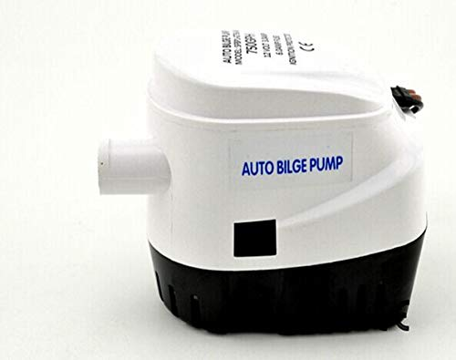 Pumps, Parts & Accessories Free Shipping MKBP1-G750-06 750GPH 12v Automatic Boat Bilge Pumps for Boats,Rule Automatic Bilge Pump Zereff