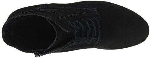 Schwarz Negro Mujer para 17 Gabor Gabor Botas Basic Shoes q8YTUH