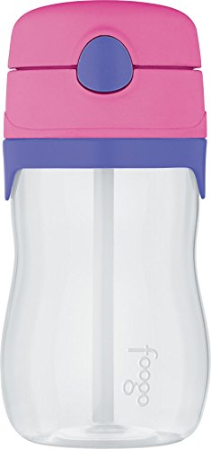 THERMOS FOOGO 11 Ounce Bottle Purple