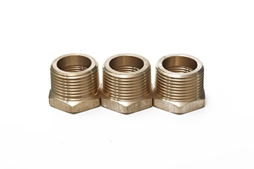 Generic Brass Pipe Hex Bushing Reducer Fittings 1